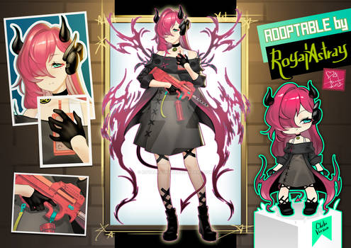 [CLOSED] Adoptable Auction #6