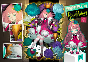 [OPEN] Adoptable Auction #8 by RoyalAstray