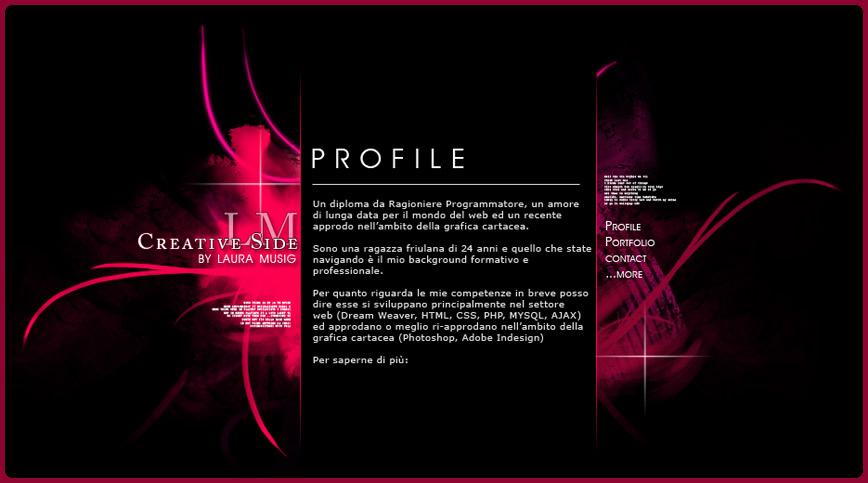 sample portfolio