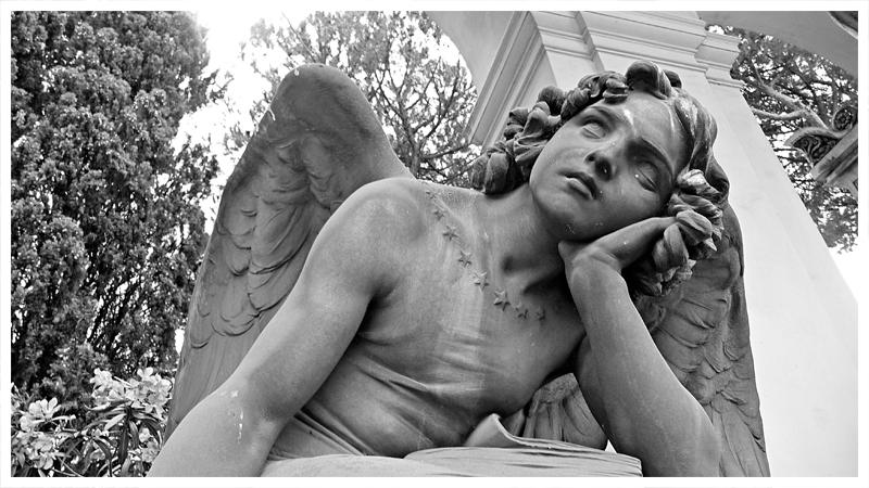 Verano Cemetery Rome 2 by Creepy-Eyes