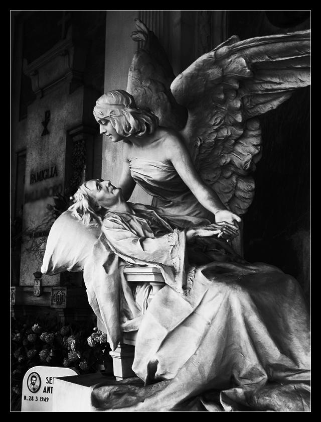 Mon. Cemetery - Verona (IT) III by Creepy-Eyes