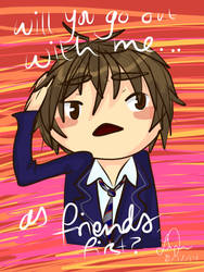 As Friends First