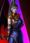 Megaera - Hades Game by NovaRunner