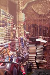 Libreria Acqua alta by Losille-Rinie