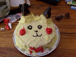 Pikachu Cake Fathers Day