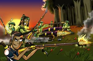 Avatar Tech Epoch - Gunpowder by Kroizat