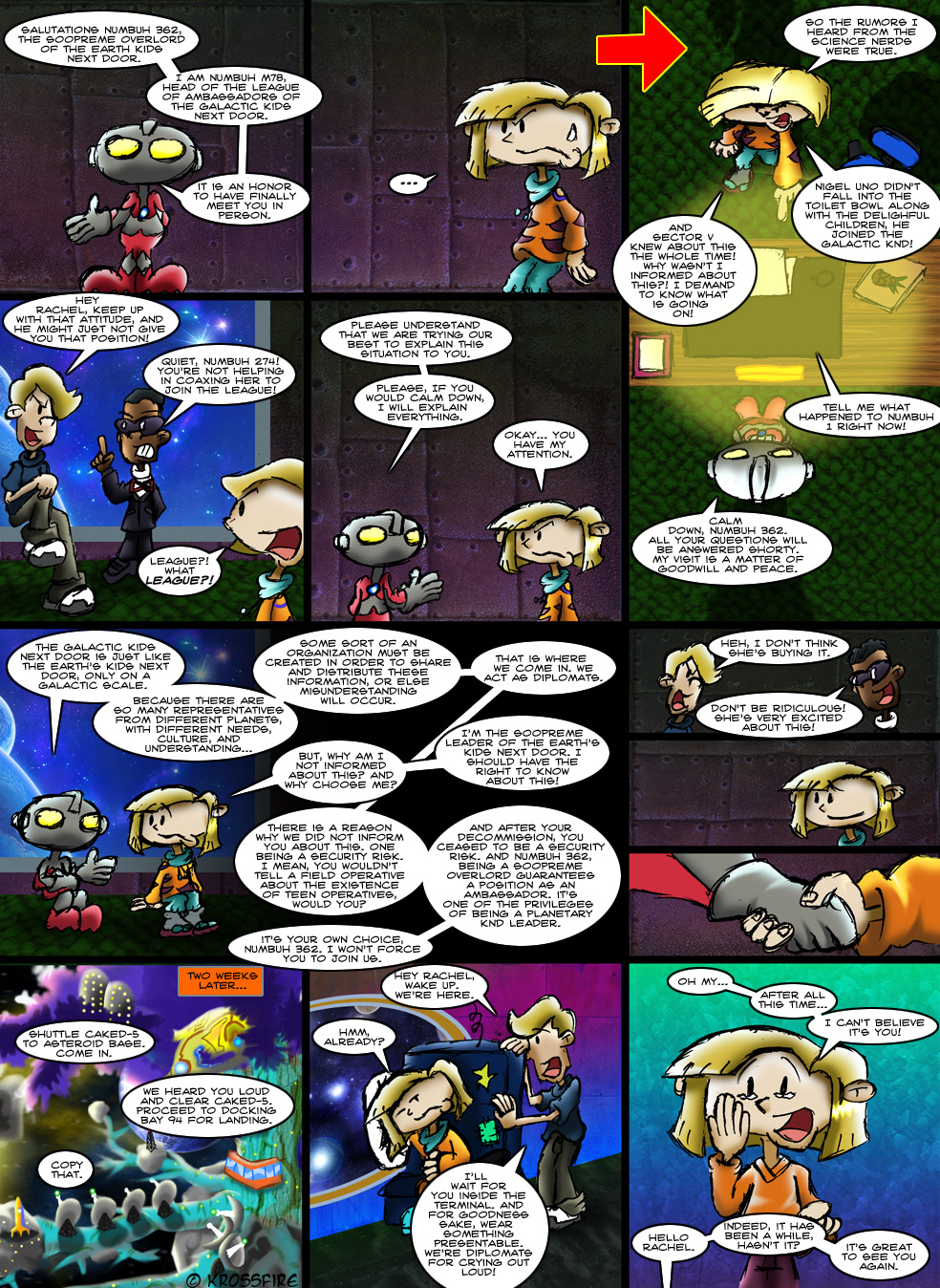 truth and conspiracy 2 by kroizat on deviantart