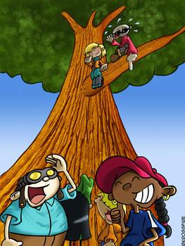 Sitting in a Tree by Kroizat