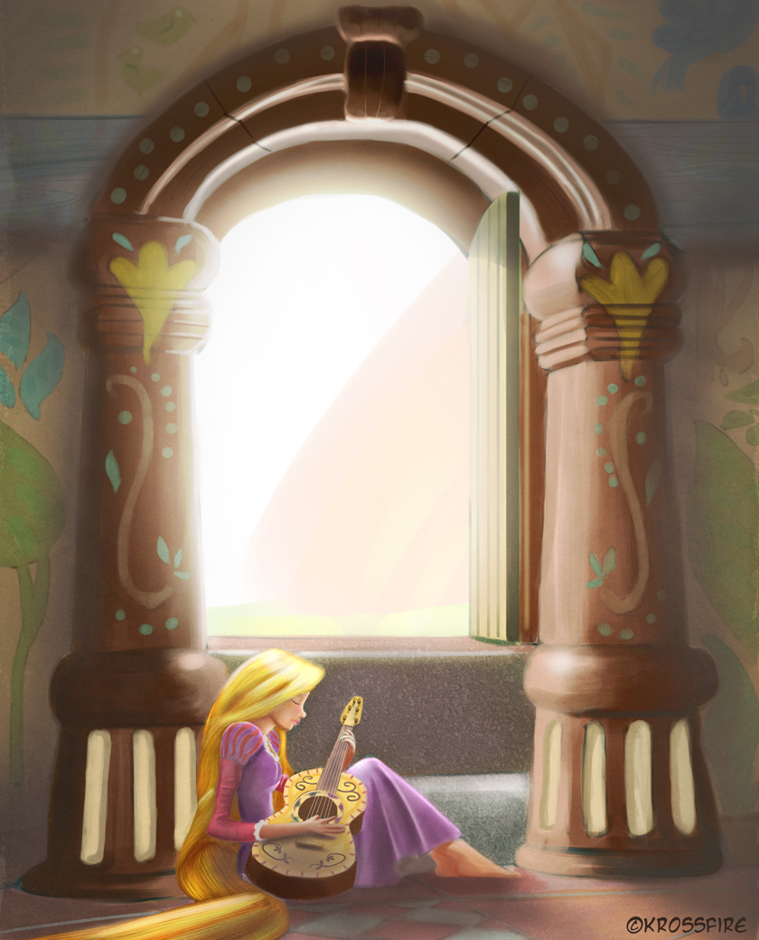 When Will My Life Begin? - Rapunzel by Kroizat