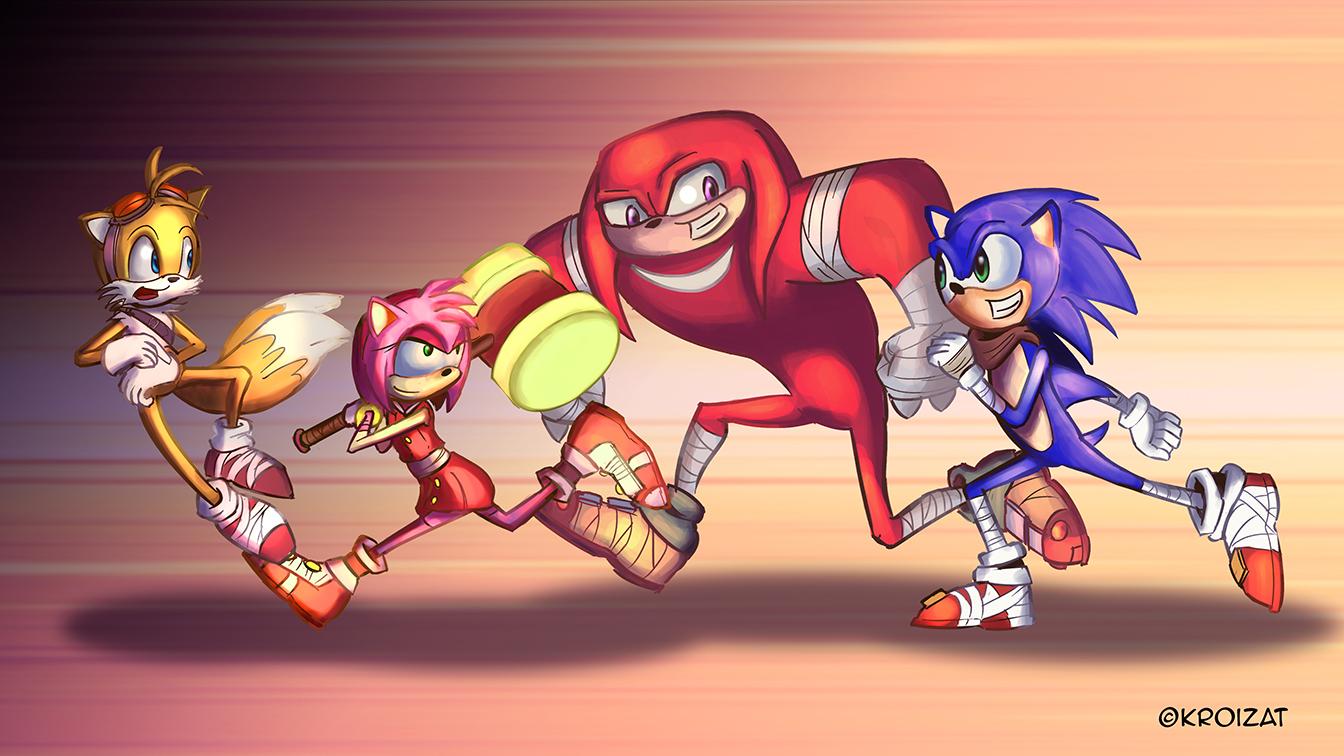 Sonic Boom by Kroizat