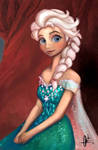 Elsa Frozen Fever