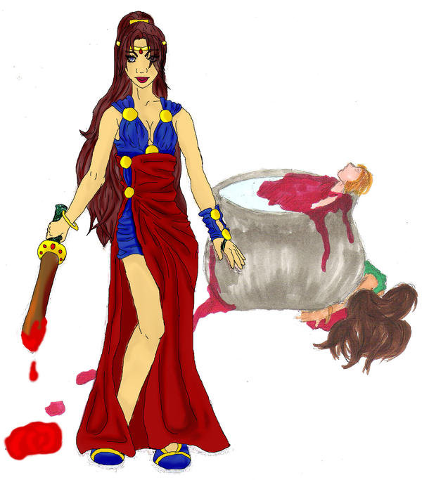an analysis of the character of agamemnon the oresteia Need a refresher click here for a detailed plot summary & analysis of  lysistrata the central characters in both lysistrata by aristophanes.