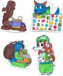 Christmas Gift Dump (for Marillon954)