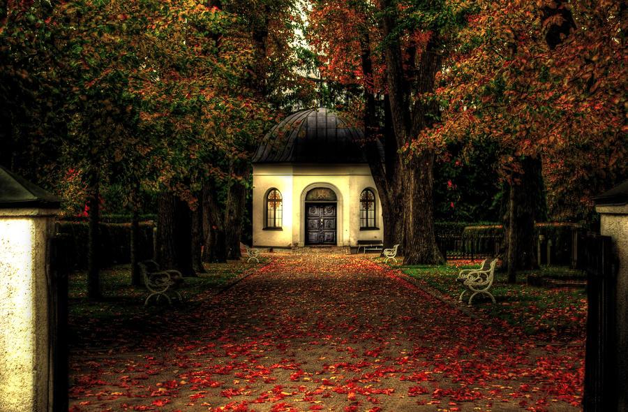 Cemetery by HeroinForMyHeroine