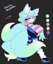 Candy Fox Adopt - $20/2000 points by flauschige