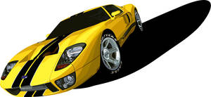 Ford GT40 by vonbmac