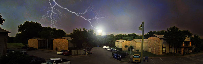 Electrical Storm, Grapevine TX 2012_0504