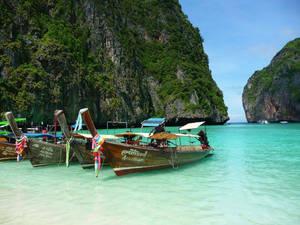 Patrick Mahony : Phi Phi Island, Thailand
