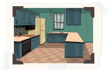 Kitchen by JGecek