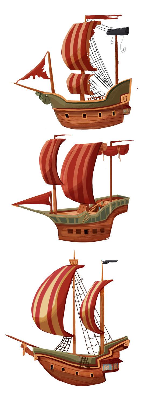 Aw ship, son by JGecek