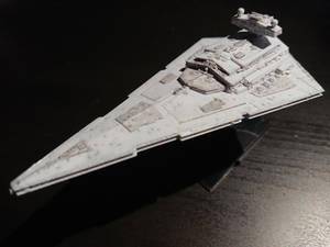 Star Destroyer - Bandai model