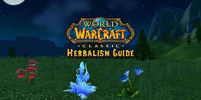 Image result for WOW Classic Herbalism Guide