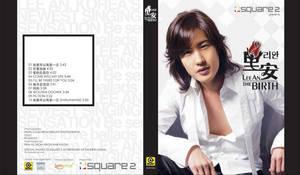 Lee An CD Slipcase