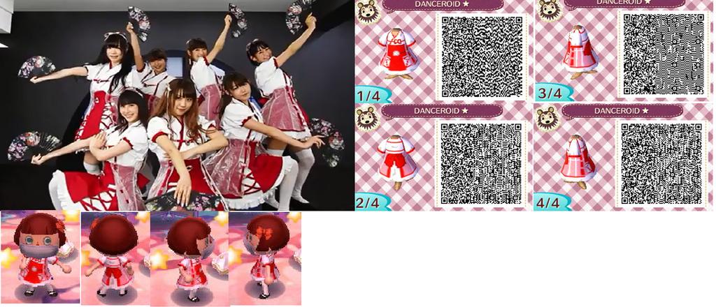 Animal Crossing New Leaf Halloween Costumes Qr Codes 7 & Animal Crossing New Leaf Halloween Costumes Qr Codes - Plus Size Dresses