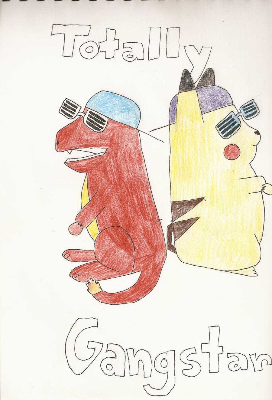 Totally Gangstar by ScrewAndBall
