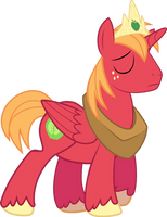 Princess Big Mac Vector by WalrusInc