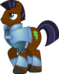 Strong Oak (MLP: Tails of Equestria) by WalrusInc