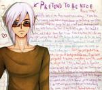 Fenris...Pretend To Be Nice