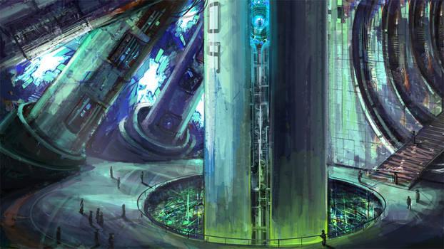 Reactor Bay 09