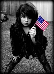 American Flag Lolita