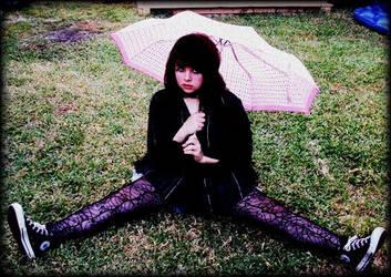 Sitting Lolita