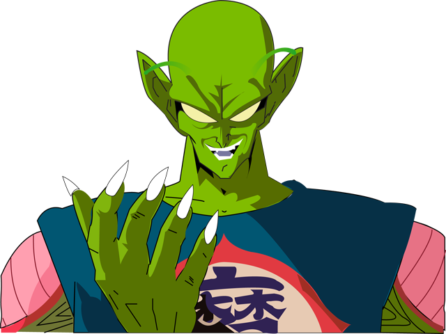 King Piccolo by vPereira1993 on deviantART