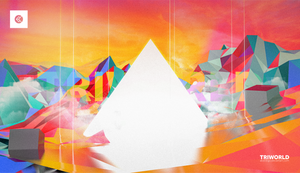 Triworld - Wallpaper