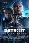 Detroit Become Human - Movie Poster