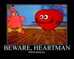 Patrick defies all Heartmen