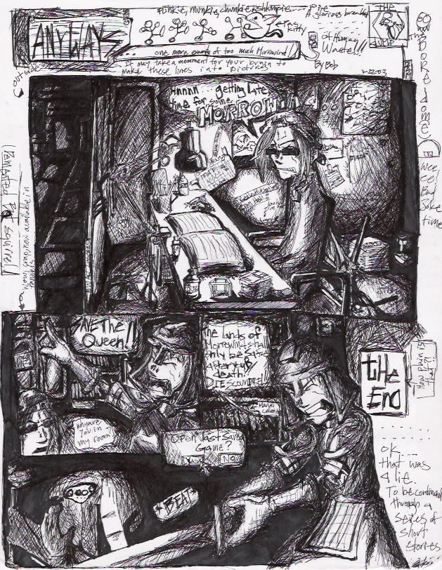 DeviantArt: More Artists Like Morrowind on drugs: 2 by PublicArtMunkie