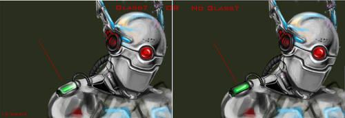 Robot-bot by PublicArtMunkie