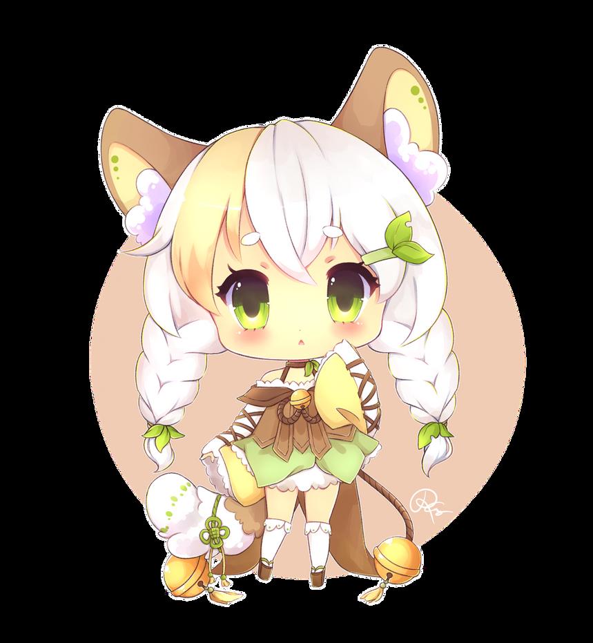 {Art Trade} Meruuka ~ Reina by sweet-Ouii