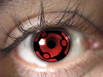 Sharingan attempt 2 by Xenoti