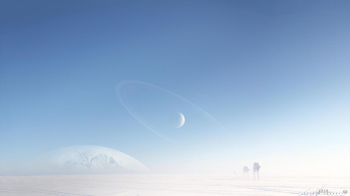 Hoth by KuldarLeement