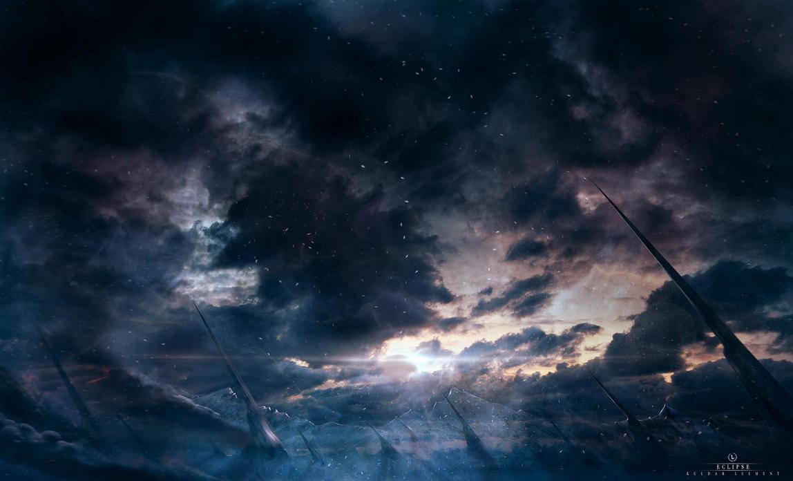 Eclipse by KuldarLeement