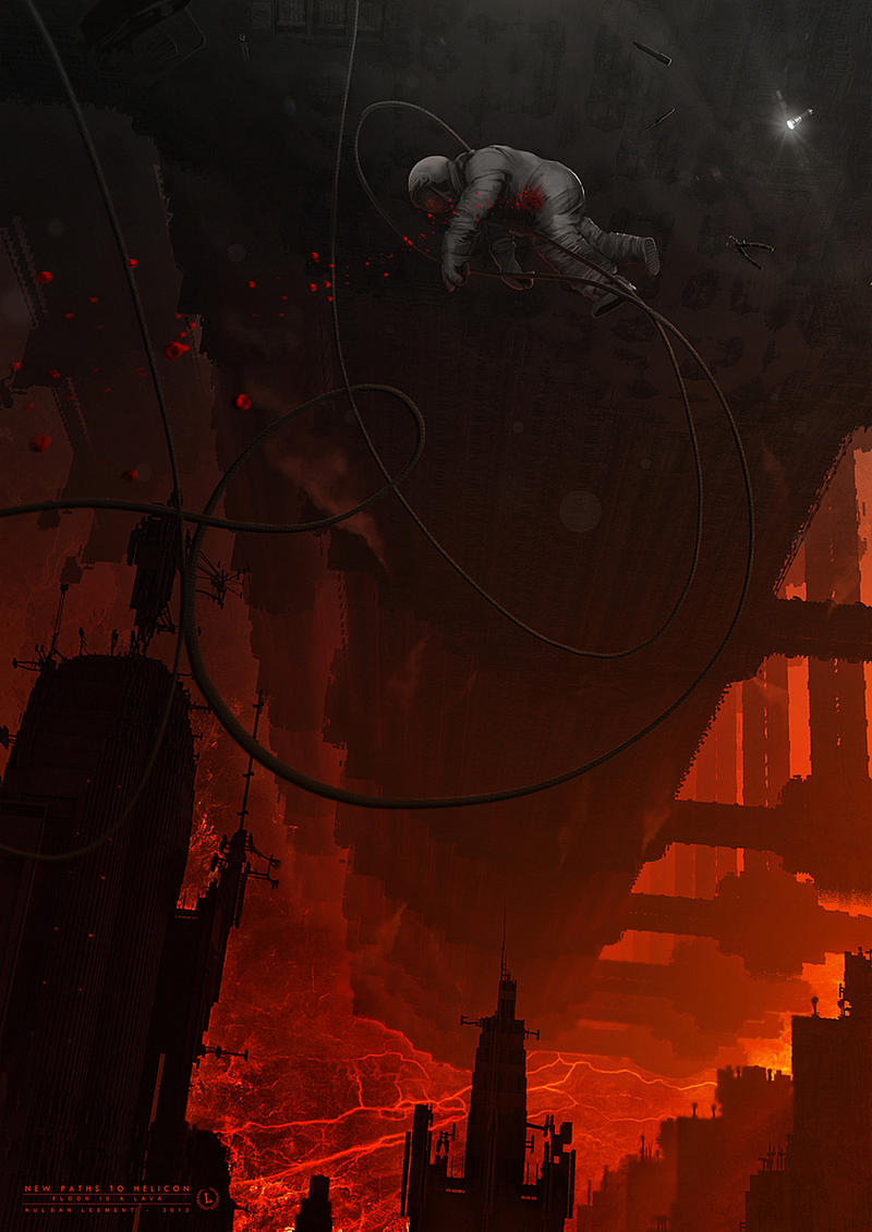 New Paths To Helicon - Floor is lava by KuldarLeement