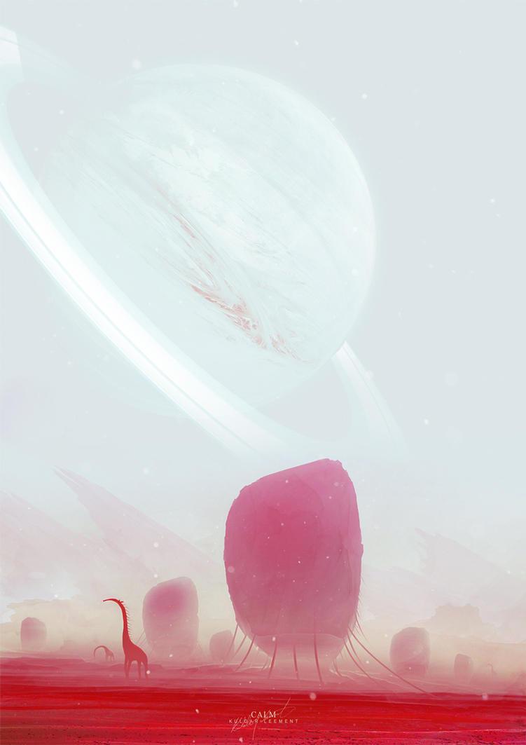 Calm by KuldarLeement
