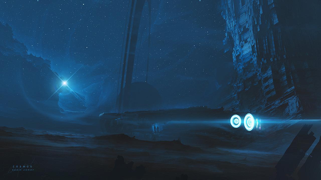Cosmos by KuldarLeement
