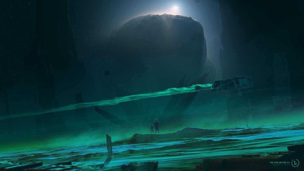 The Void Sector 2.0 by KuldarLeement