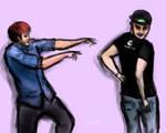 septiplier dance-off